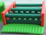 Inflatable obstacle bouncer